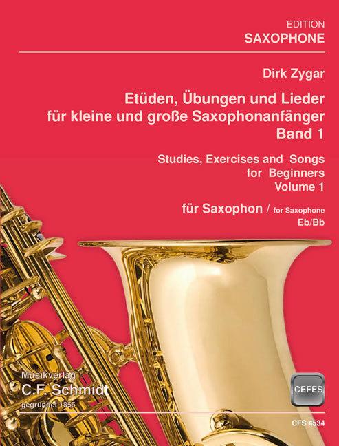Etüden, Übungen und Lieder - Band 1
